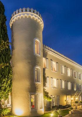 Château de La Tour à Cannes