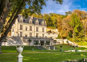 domaine royal du Château Gaillard